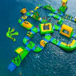 Water Park at Sea
