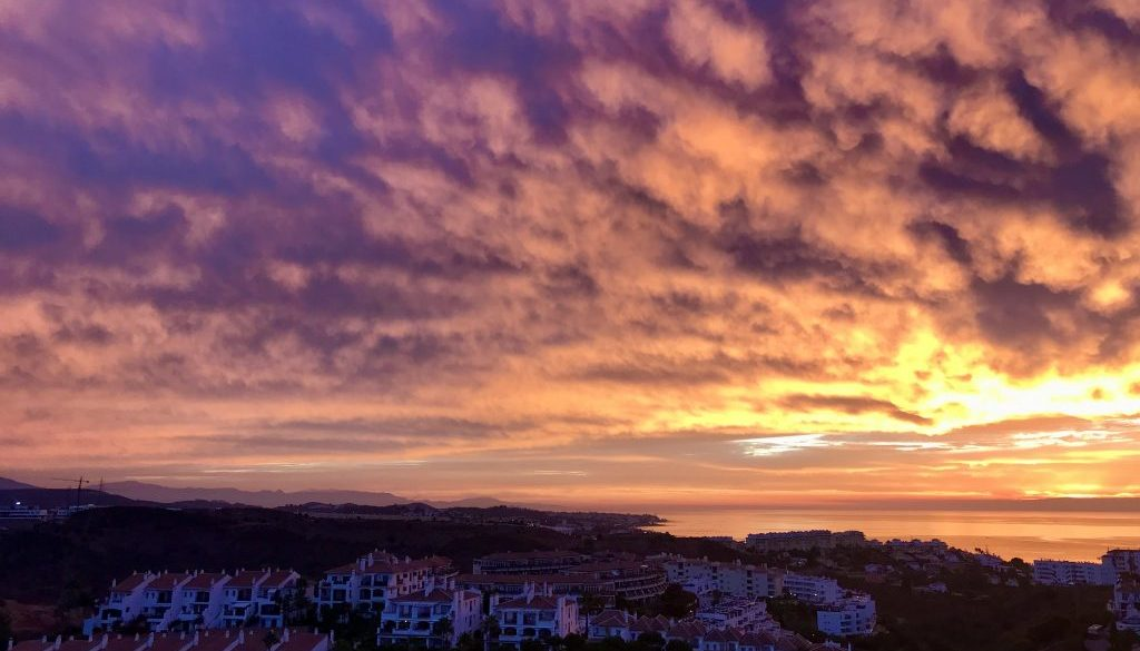 Good morning La Cala